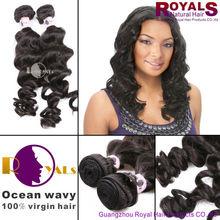 Premium&Permanent cambodian loose wave hair natural way hair extensions