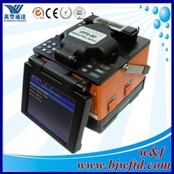 Supporting 11 languages single core fiber optic Fusion Splicer ShinewayTech OFS-80 Splicing Machine