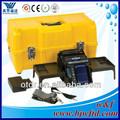 De telecomunicaciones de la máquina herramienta fujikura fsm-80s de fibra óptica de empalme de fusión de la máquina