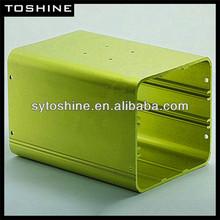 beautiful electric motor car aluminum extrusion shell