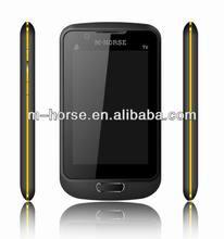 C1000 4'' screen torch light dual sim card low price big screen mobile phones