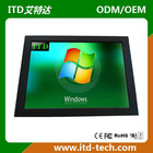 15'' industrial chassis lcd monitor for CNC machine