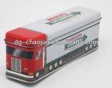 car chewing gum tin box manufacturing
