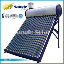 Water Heater Life of Sangle Solar Boiler