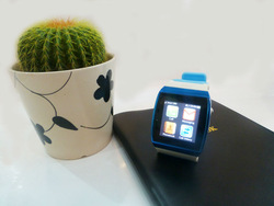 Wholesale 1.55 Inch TFT LCD chinese wholesale watches sync for android mobiles with whatsapp,SMS,email & facebook