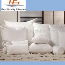100% polyester fiber fill hospital pillow sale