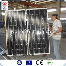 CE, TUV, SUNCAP approved 2014 hot sale mono 250W price per watt PV solar panels