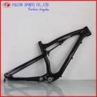 Top quality ENG BSA or BB30 MTB suspension bike frame 27.5er full carbon mountain frame suspension FM158