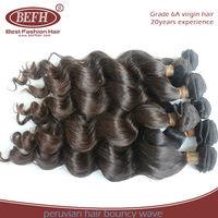 unprocessed body wave wholesale peruvian loose wavy hair weave guangzhou