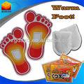2013 Hotsale del pie almohadilla eléctrica más caliente para de zapatos dedo del pie
