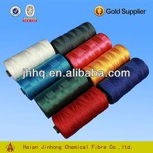 100% polyester twist filament yarn