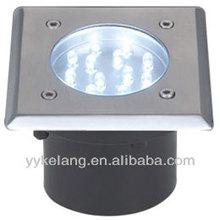 LED Square Walk Over Inground Uplight