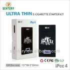 E-cigarette IPCC4 super slim and thin plastic cigarette cases