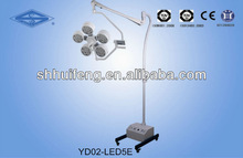 YD02-LED5E (AC/DC)led medical ot light emergency ot lamp