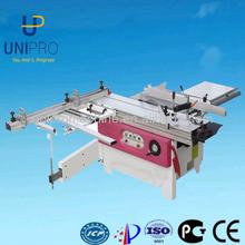 2014 de madera de la máquina de corte de sierra de mesa de la máquina up6132t 45 grado con precio de fábrica