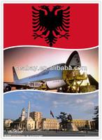 Air Cargo to Albania