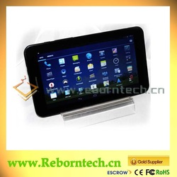 7 inch 3G Version Ultra Slim Android Tablet PC Low Cost for Sale