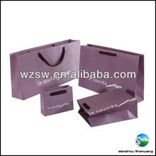 Luxury C2S Art Paper Bag Shopping Bag