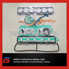 full gasket kit used for Daewoo engine D2366 parts