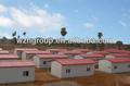 Pré-fabricadas de baixo custo casas da áfrica do sul