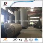 15m3 Cryogenic Liquid Methane Gas Tank