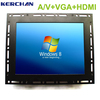 19 inch Open frame wide viewing angle touch screen keyboard monitor for stand