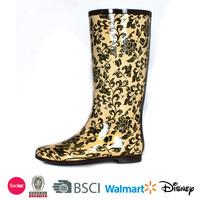 2014 ladies summer dresses pattern rain boots