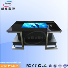 New product 42 inch full hd digital media double touch screen for table pc and beautiful design touch kiosk