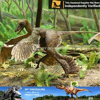 My dino-artificial equipment figure life size hatch dinosaur
