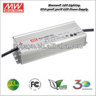 Meanwell switching dimmable led power supply for led strips HLG-320H-30(320W 30V) Built-in 3 in1 Dimming and PFC Function