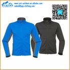 varsity waterproof polyester windbreaker embroidered jacket