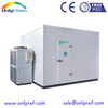 heating and air conditioning condensing unit for cold room