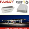 meanwell driver led canopy light / Warehouse led canopy light fixtures