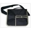 100% china fashionable shoulder bag with pocket/newest design bag