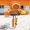 China professional dc5 type r 6 speed / electric wire rope hoist /for pulling and lifting