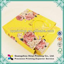 Handmade Design Hs Code Paper Bag For Tea