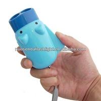 Cute Pig B734 Hand-Pressing Flash Light