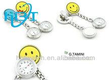 Best price 2014 fashion high quality keychain nurse watches