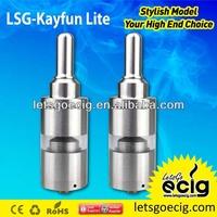 Stainless Steel Kayfun Lite Atomizer Alibaba Italian E Cigarette Wholesale
