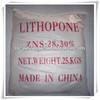 white powder pigment Lithopone B301 / B311 Zinc sulfide white
