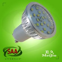 7W MR16 Bulb g9 to gu10 lamp adapter