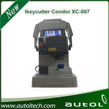 2014 Popular X7 Key Cutting Machine IKEYCUTTER CONDOR XC-007 Master Series Key Cutting Machine(English Version)