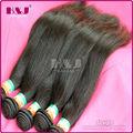 Alto gabarito nenhum derramamento emaranhado livre não processado virgem extensões de cabelo miami