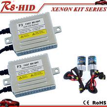AC 12V 35W Fast Bright HID Xenon Conversion Kit with F3 Fast Bright HID Ballast single xenon lamp hih3 h4-1 h7h11 9005 9006 880