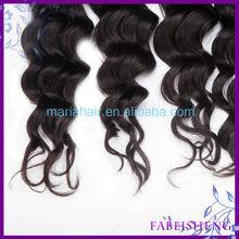 Wholesale price 100% brazilian hair high quality tangle free hair 24 inch nano ring remy hair