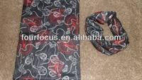 Sweat absorbing custom wholesale multifunctional bandana