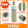 the top quality E40 50W meanwell driver led canopy light