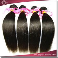 Hot Selling 100%Unprocessed Virgin Malaysian Straight Hair