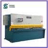 QC12Y/K 4x4000 Hydraulic Swing Beam Metal Shearing Machine/aluminum cutting machine tool/hand lever shearing machine