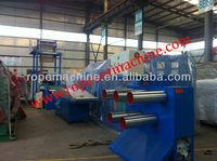 high output plastic bag/ banding film twine/ baler twine extruder machine